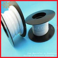 Solvent resistance heat shrink teflon tubing