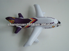 inflatable airplane ,PVC inflatable toy