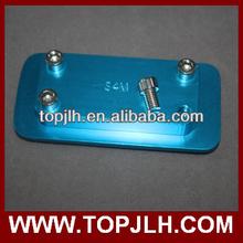 Modelos de jig para s4 mini 3D impressão de capa