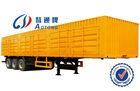 Hot Sale Multi Purpose Van Type Station 2/3 Axles 35ton-60ton Transport Wagon Truck Semi Trailer