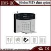 PSTN Dual Network Wireless Home Burglar auto dial alarm system