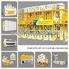 PLC whole line wheat milling machine