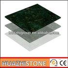 2013 popular style peacock green granite tile
