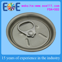 Top sale Australia 113RPT aluminum drinks can company easy open end