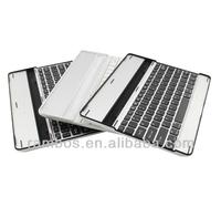 High Quality Aluminum Wireless Bluetooth Keyboard for iPad 2 3 4