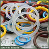 customized soft silicone o ring from Chinese rubber manufacturer