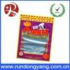 Hot Sales reclosable zipper pet dog food bag