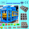 cement brick block making machine price QTY10-15 automatic paving block machine with paver mould made in china