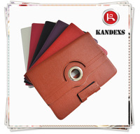 Business style leather case for google nexus 7 tablet With Different Color leather case for 10 inch tablet