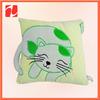2014 hot selling Custom Cute plush cat shaped cushion