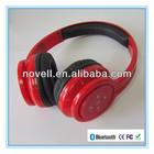 New design hi-fi headband stereo bluetooth headset