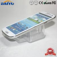 Durable hot sale supermarket acrylic mobile phone display rack