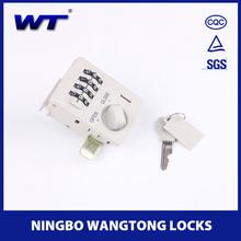 9504 combination lock/locker lock for school locker and cabinet