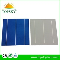 polycrystalline silicon solar cell price with Taiwan Brand and high efficiency
