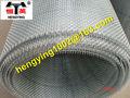 Alambre de púas/de acero inoxidable de malla de alambre para la industria petrolera