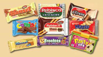 Rebisco Biscuits