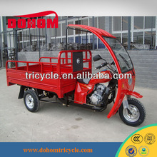 Simple Front Cabin Cargo Tricycle Three Wheeler