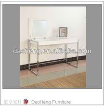modern design panel dress table