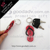 2014 the most popular advertising gifts red cute Acrylic keychain