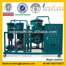 Fason DTS hot sale edible oil refinery plant unique pure physical Purification technology
