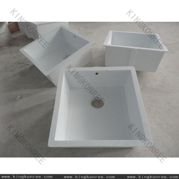 Undermount Porcelain Kitchen Sink - Buy Undermount Porcelain Kitchen ...