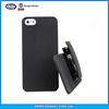 phone holster rubberized for iphone 5 combo holster case