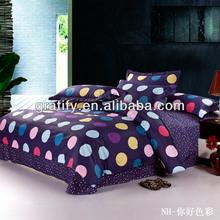 digital textile printing quilt comforter