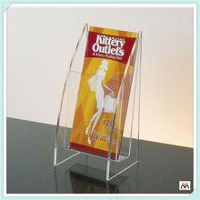 acrylic brochure holder,acrylic paper holder,a5 brochure holder