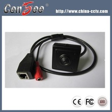 1.3MP Network Home Security H.264 Pinhole HD CCTV IP Cam