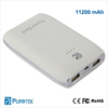 Universal 11200mAh large capacity power bank External Battery Charger +USB cable For ipad mini,galaxy note 2,Smart Phone
