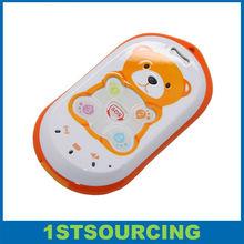 Cute mobile phone kids gps tracker bracelet / hidden gps tracker for kids