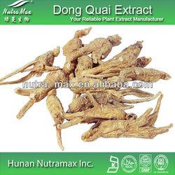 GMP Standard Manufacturer Supply Dong Quai Extract,CAS No:4431-01-0