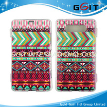 Head Case Designs Jumper Knitted Christmas Back Case Cover For Nokia For Lumia 820