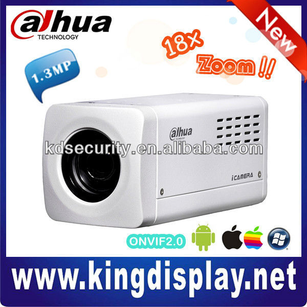 H.264 1.3 Megapixel range long distance ip camera