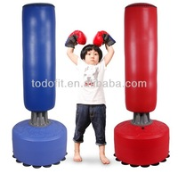 Water Boxing Gloves covered stand boxing