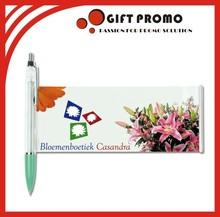Personalized Flyer Pen Retractable Banner Pen