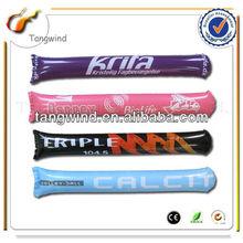 TWT1101 Promotion Printed Game Noise Maker/Fan Cheer Sticks/Cheer Spirit Stick