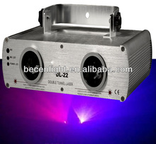 220mW laser stage lighting projector high quality China supplier double lens laser light