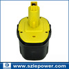 2013 ex-factory price! 18.00V,2000mAh,Ni-Cd,Hi-quality Replacement Power Tools Battery for Dewalt tool