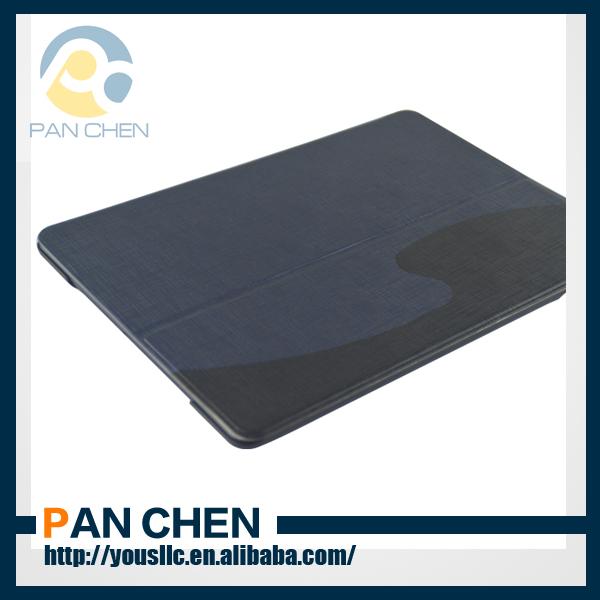 [hot] 2013 Fashion Ultra Thin S Line Wave Leather Case for Ipad Air IPAD 5 with Sleep Wake