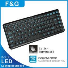 86 keys scissor type mini keyboard usb
