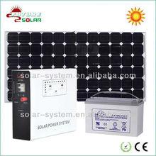 prices for solar panels for lighting, computer, fridge, TV, Fan FS-S606