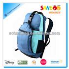 2014 Factory outdoor waterproof backpack lots pockets