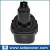 newest style dewalt Battery Replacement for Dewalt Dc9071 De9037 De9071 De9074 De9075 Dw9072 Dc Dw Series Power Tool