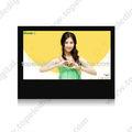 72 pollici touch screen display lcd pubblicità monitorare con pc built- in