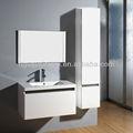 kbc 2013 fair promoção branco brilhante mdf vaidade do banheiro set