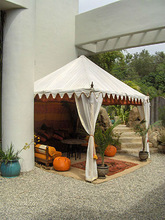 new indian party tent