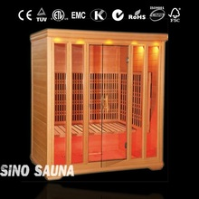 Full spectrum heaters sun light ray far infrared sauna room cabin