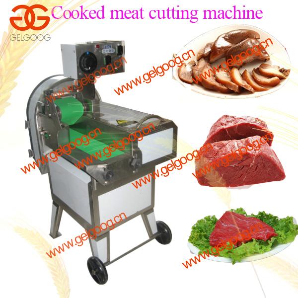 beef cutting machine/ beef slicing machine/ cooked beef slicer machine
