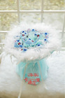 lovely plush toy bouquet mother's day gifts
